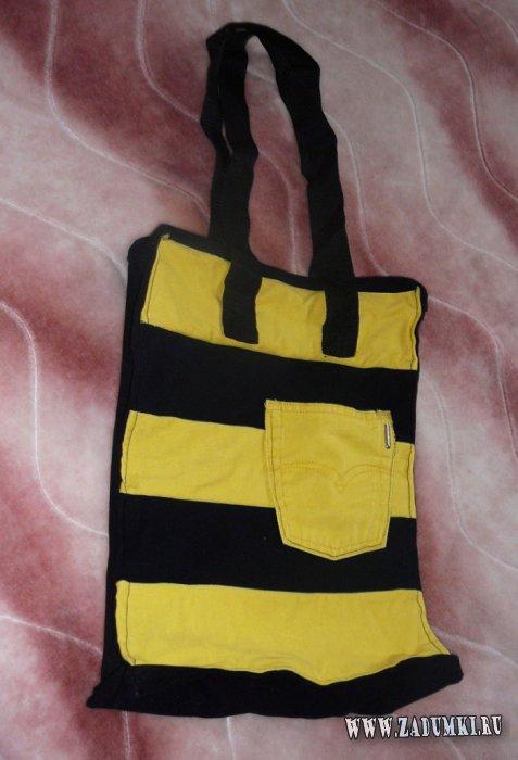 А дальше несколько примеров таких сумок, сшитых на курсах моими.