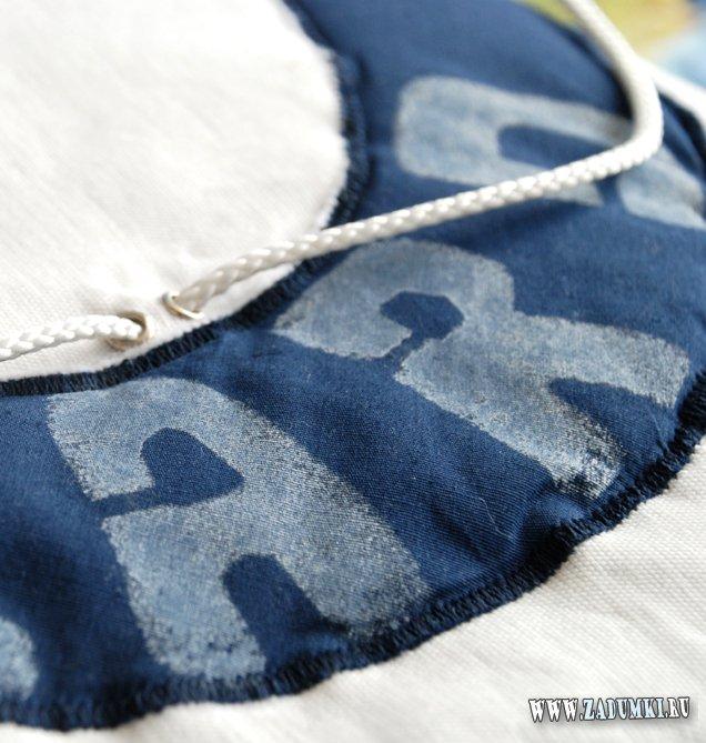 Как сшить пляжную сумку своими руками? выкройки. джинсовые сумки.