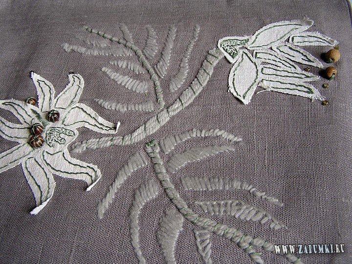 схема сумка из джинса